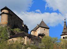 Oravský hrad, Orava