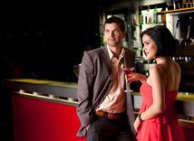 partner, láska, rande, večierok