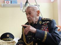 Kiska, prezident, veterán, Imrich Gablech