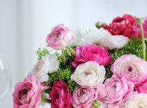 ružem kytica