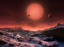 hviezda, planéta, vesmír, teleskop