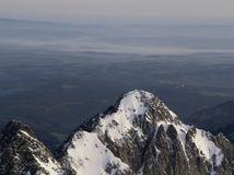 Lomnický štít, lanovka, Vysoké Tatry