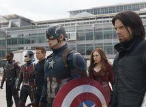 Avengeri sú späť. Captain America: Občianska vojna spája a rozdeľuje obľúbených komixových hrdinov.