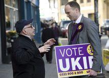 Británia, UKIP, voľby,