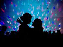 tanec, dvojica, dvaja, láska, diskotéka, pár, muž a žena, zamilovaní, hudba, koncert, ples, stužková, Pennsylvania,