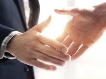 ruka, podávanie rúk