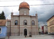Brezno, synagóga