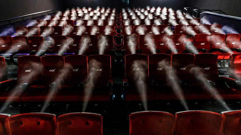 144236304 Keď vám búrka v kine rozkýva sedadlo. V Bratislave otvorili 4DX kino ...