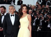 George Clooney a jeho očarujúca manželka Amal Clooney