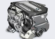 BMW 750d - quad-turbo motor