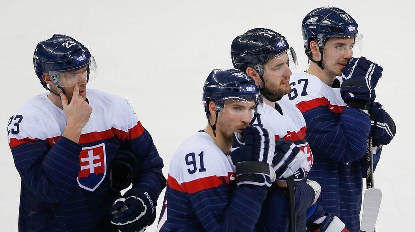 51c780334a9fd Hokejovú reprezentáciu zrážajú napätia - Majstrovstvá sveta v ľadovom hokeji  2016 - Hokej - Šport - Pravda.sk