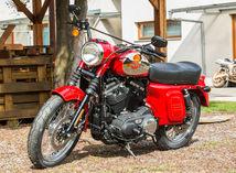 Harley-Davidson - Jawa