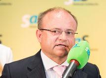 Poslanec Mihál odišiel zo strany SaS