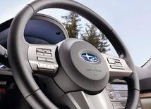 Subaru - zvolávacia akcia na riadenie