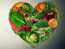 srdce, strva, zdravie, jedlo
