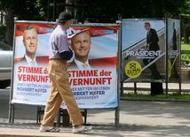 rakúsko, prezidentské voľby, norbert hofer,