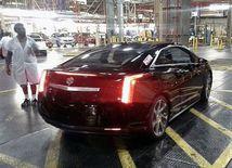 Cadillac ELR - koniec produkcie