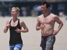 Claire Danes a jej manžel Hugh Dancy