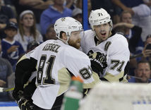 Pittsburgh Penguins, Jevgenij Malkin, Phil Kessel