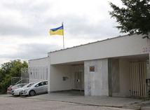 ukrajinská ambasáda v Bratislave, ukrajinská ambasáda,