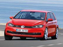 VW Golf VIII - ilustrácia