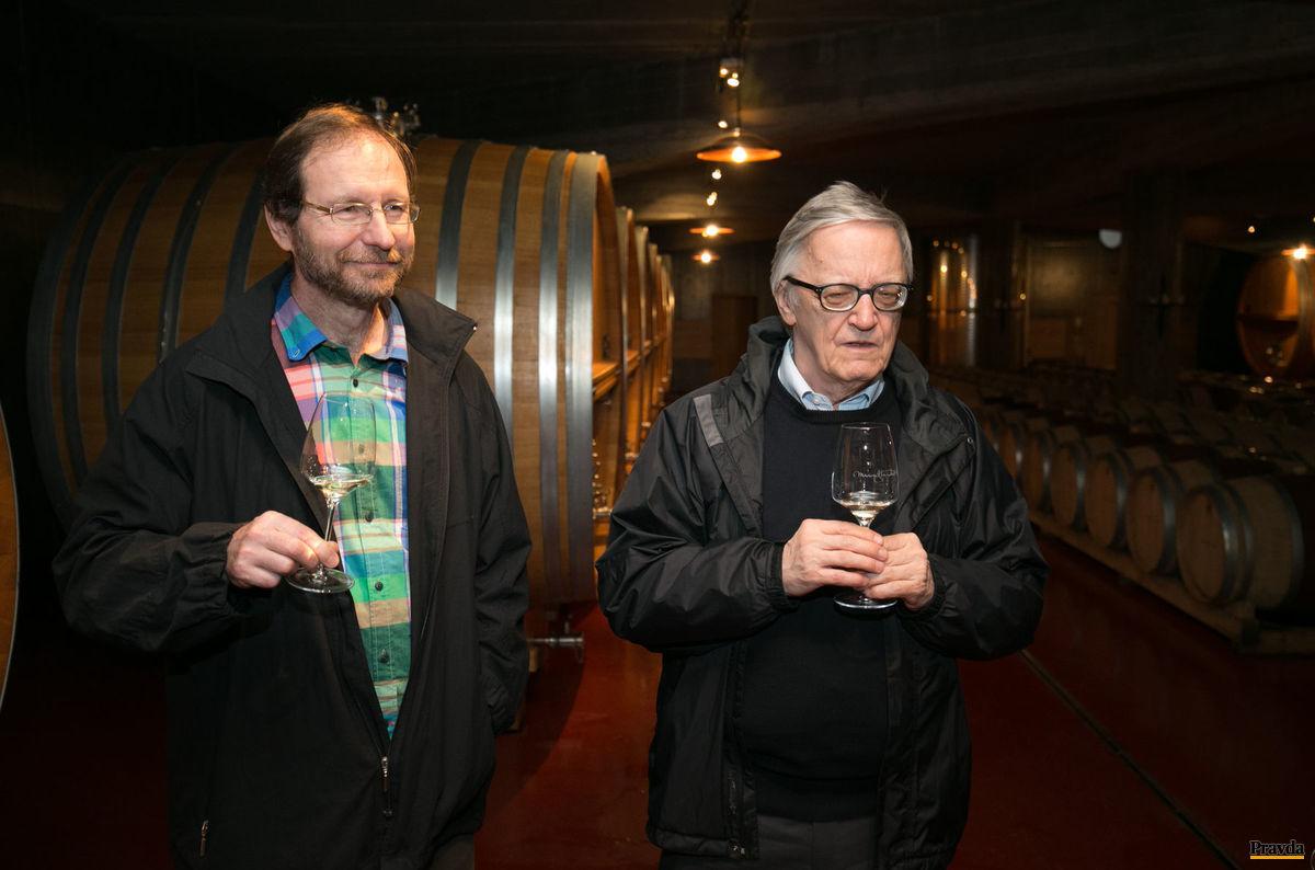 Archiv je chutná informačná banka vína.