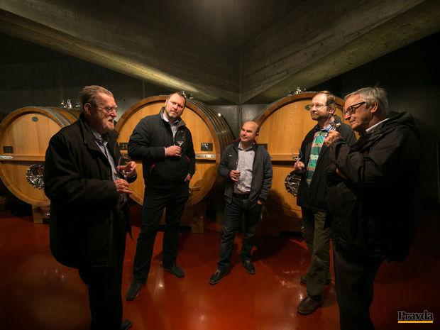 degustacia vino Trnava Mrva Stanko
