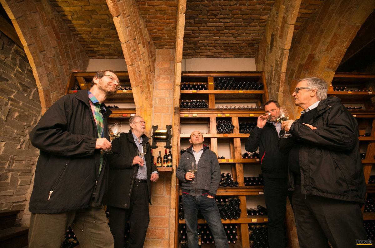 Archív je chutná informačná banka vína.
