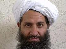 Hajbatulláh Áchúndzáda, taliban,