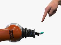 robot, robotická ruka