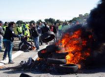 Francúzsko, štrajk, protest