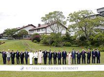 Japonsko, G7, Summit