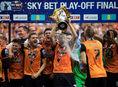 Britain Soccer Championship Final
