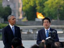 Japonsko, Obama, Šinzo Abe