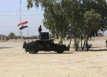 irak, fallúdža, islamský štát