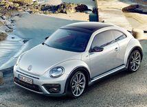 VW Beetle - 2016