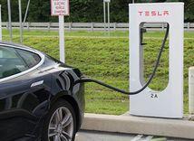 Tesla - Superchrger