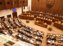 parlament, rokovanie