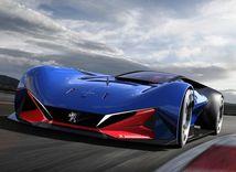 Peugeot L500 R HYbrid Concept - 2016