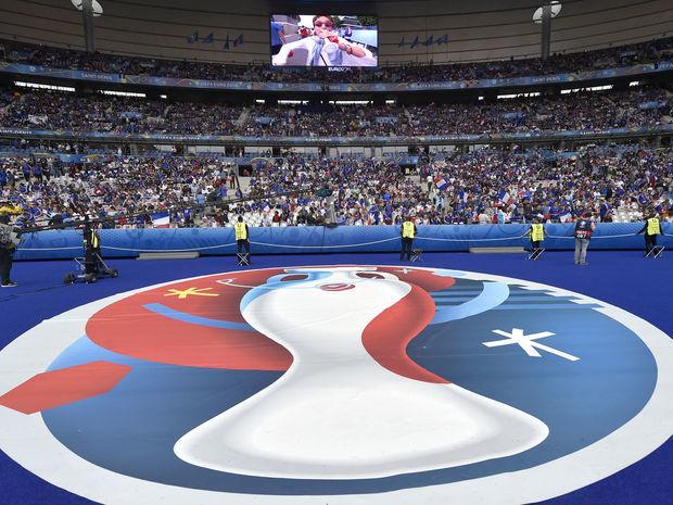 stade france, uefa euro, majstrovstvá európy, francúzsko