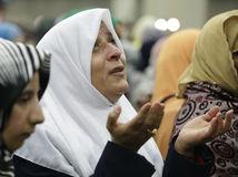 moslimská žena