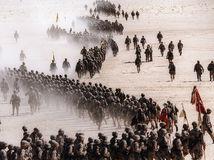vojna, Perzský záliv, televízna vojna