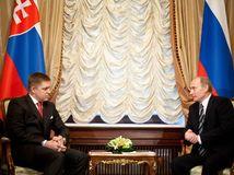 Fico sa vo štvrtok v Moskve stretne s Vladimirom Putinom