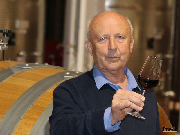 Máš iba jednu voľbu: bez reptania slúž vínu