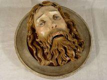 hlava Jána Krstiteľa