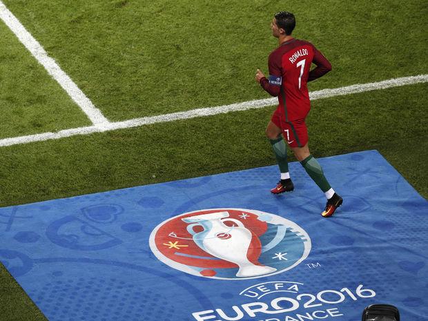 cristiano ronaldo, euro, ME 2016, portugalsko, uefa
