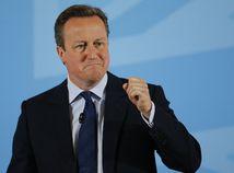 Británia, Cameron
