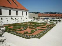 baroková záhrada, bratislavský hrad