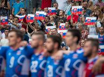 Slovensko, volejbal
