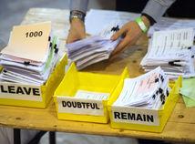 brexit, referendum, hlasy